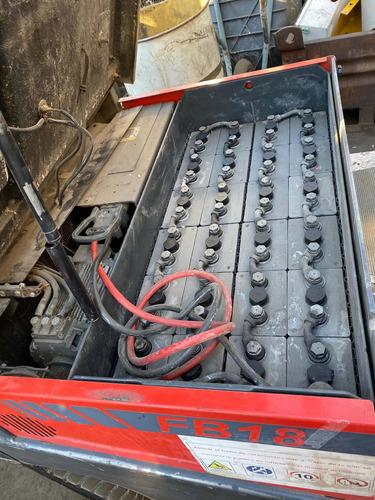 autoelevador electrico tailift 2010