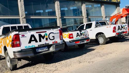 autoelevador goodsense fd40 4 tn isuzu valor por anticipo!!!