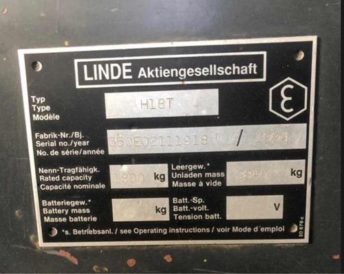 autoelevador h18 toyota,c/desplazador remate jueves 20/2