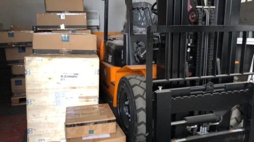 autoelevador hangcha 2500kg  0km representante oficial