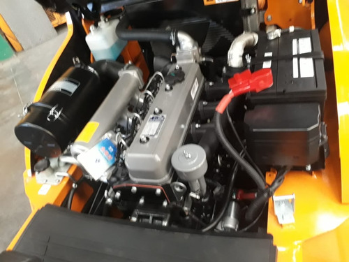 autoelevador hangcha 2.5t diesel tt serie x 7cuotas sin int.