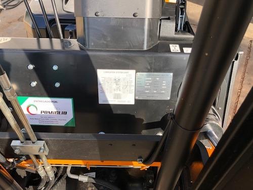 autoelevador hangcha 2.5tn 0km-diesel-torre 4.0m rep.oficial
