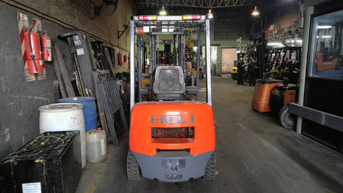autoelevador heli 1.5 ton  diesel