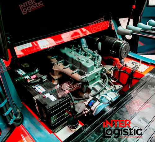 autoelevador heli interlogistic 10 toneladas nuevo 0 km