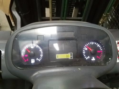autoelevador hyder 2.5tn nuevo diesel