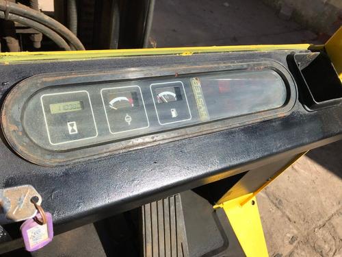 autoelevador hyster 2500kg diesel