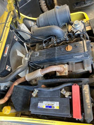 autoelevador hyster diesel 2008 2.5 tn