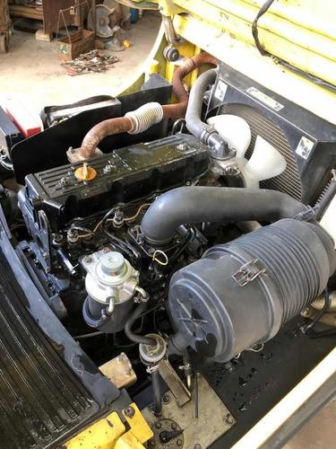 autoelevador hyster diesel 2010 2.5 tn