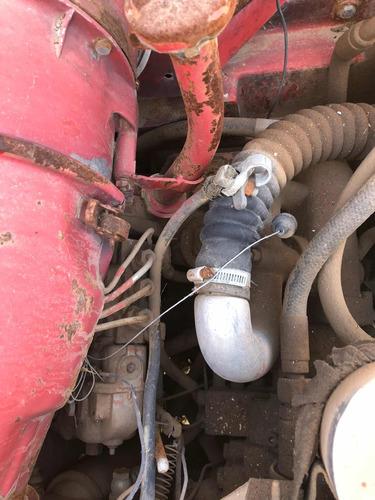 autoelevador linde 3tn motor diesel deutz envio al interior