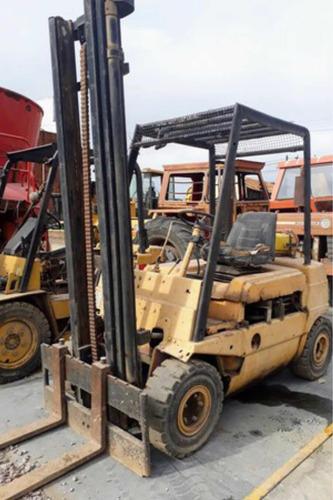 autoelevador linde t/ toyot 2tn diesel remate jueves 20/2
