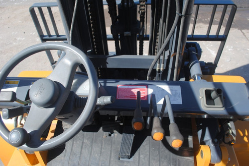 autoelevador lonking lg60 - 6 tnm - 4.5m valor por anticipo!
