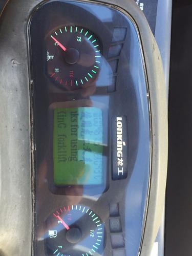 autoelevador loonking 10 tn