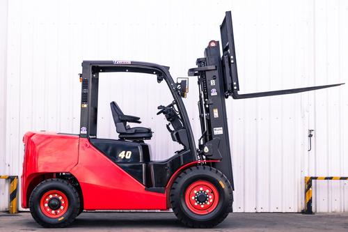 autoelevador montacarautoelevadoga nuevo hangcha para 4000kg