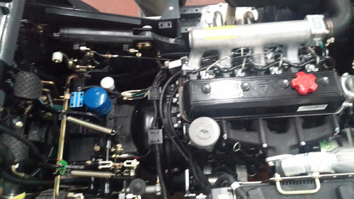 autoelevador (montacarga) 2.5t, diesel