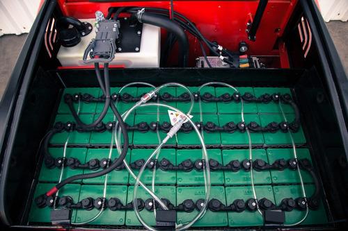 autoelevador montacarga electrico nuevo hangcha 1800 kg
