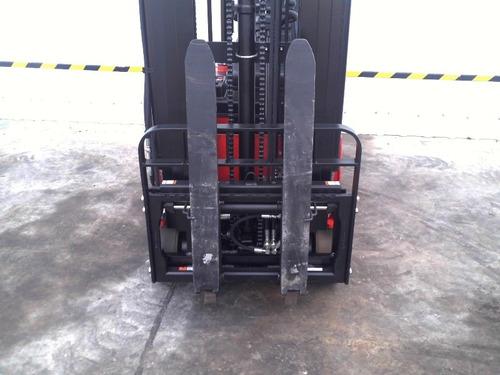 autoelevador montacarga eléctrico nuevo hangcha para 900kg