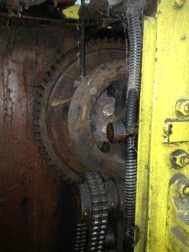 autoelevador montacarga movil elect h/3,5mts,envios interior