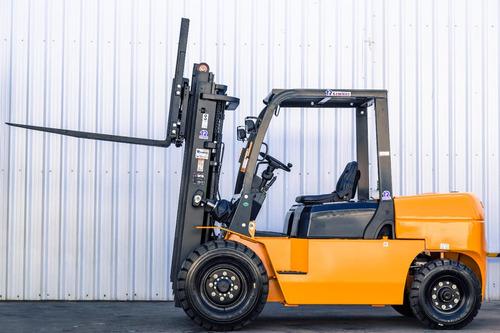 autoelevador montacarga nuevo hangcha para 4000kg
