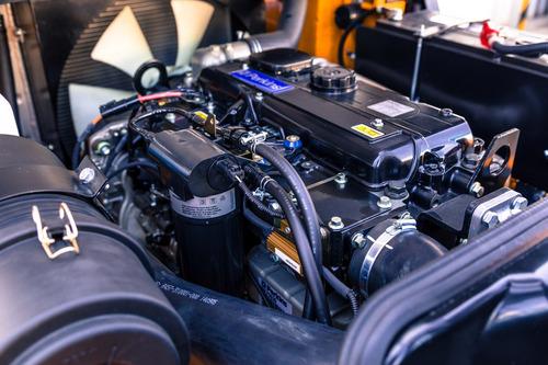 autoelevador montacarga nuevo hangcha para 5000kg