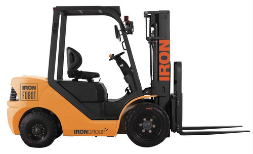autoelevador nuevo iron 3.5 toneladas