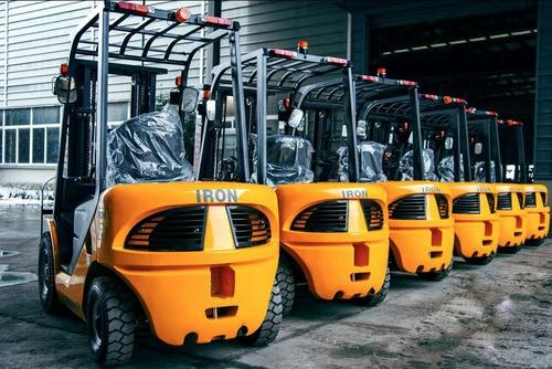 autoelevador nuevo iron 7.0 toneladas