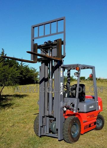 autoelevador stark hoffmann 2500 kg