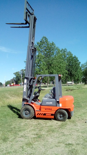 autoelevador stark hoffmann cpcd25 2500 kg