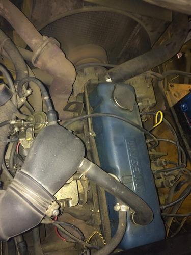 autoelevador tcm 1500 kg nafta gas containero