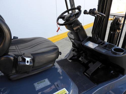 autoelevador toyota 32-8fg15 - fsv 4700 mm - 1,5 tn - usado