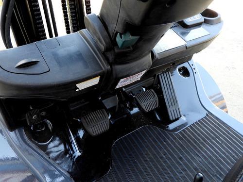 autoelevador toyota 62-8fd25 - fsv 4700 mm - 2,5 tn - usado