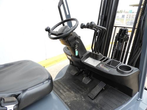 autoelevador toyota - 8fd25 - fsv4700 - 2,5 tn - usado