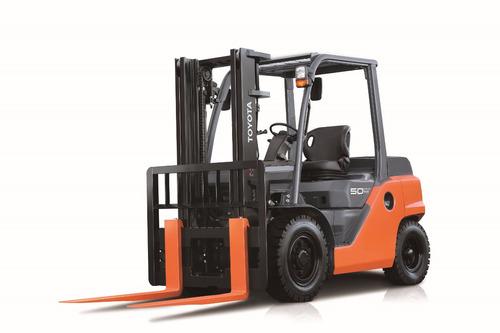 autoelevador toyota diesel 8fd40n 4tn 0 hs