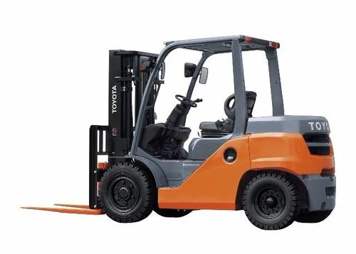 autoelevador toyota diesel 8fd50n 5tn 0 hs