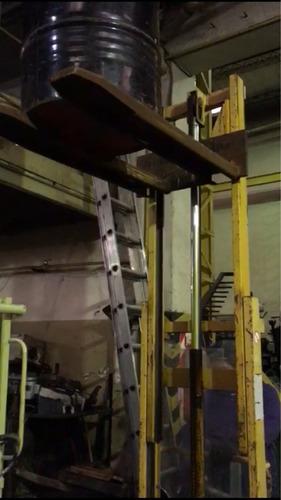 autoelevador toyota mic lc-500 vea video funcionando