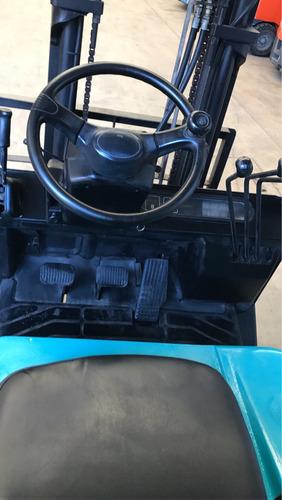 autoelevador yale  1.5tn glp, automatico, desplazador