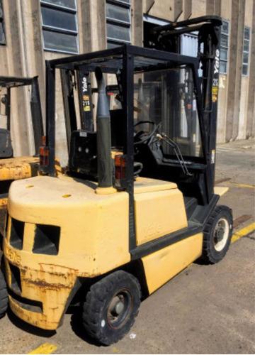 autoelevador yale 5tn motor diesel nissan envio al interior