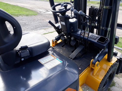 autoelevadores liugong cpdc25 diesel