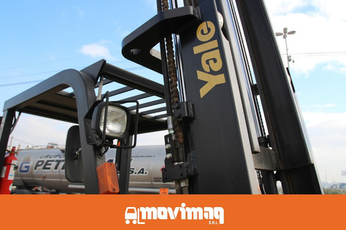 autoelevadores yale s.a. gdp 20 mx