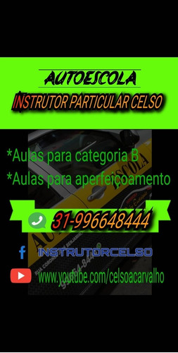 autoescola - instrutor particular celso