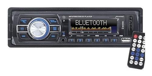 autoestereo bluetooth v3.0/fm/usb/sd/mmc/aux 4 salidas
