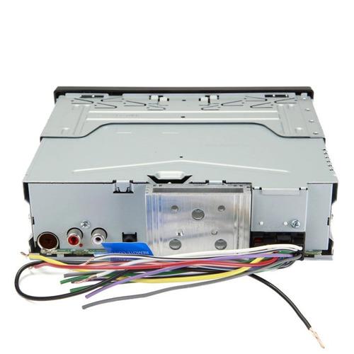 autoestéreo con bluetooth jvc kd-r780bt con control remoto