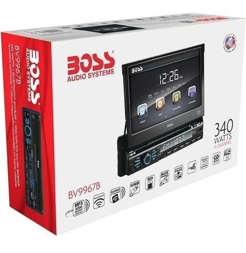 autoestereo dvd pantalla lcd tactil 7 usb bluetooth mp3