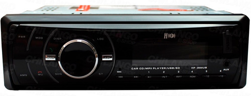 autoestereo hf audio bluetooth cd mp3 usb aux sd