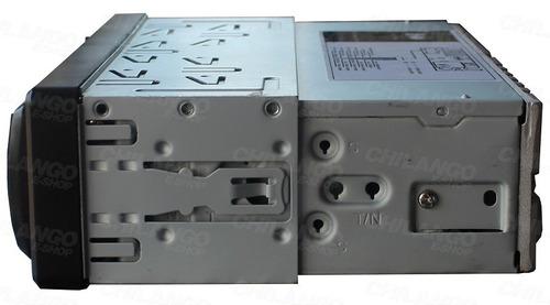 autoestereo hf audio / control remoto / 50 x 4 / hf-110u