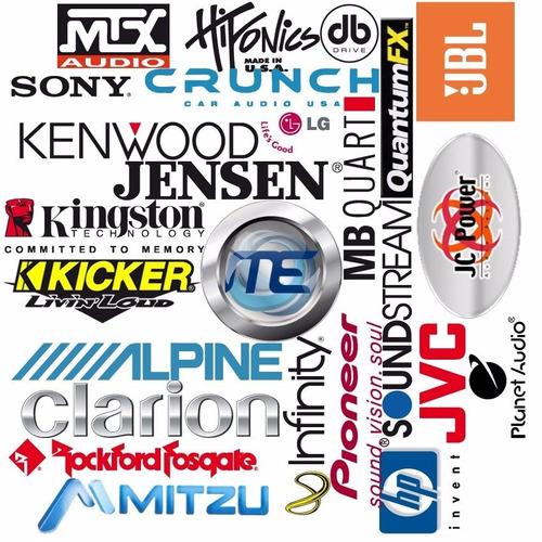 autoestéreo kenwood excelon kdc-x302 cd bluetooth usb iphone