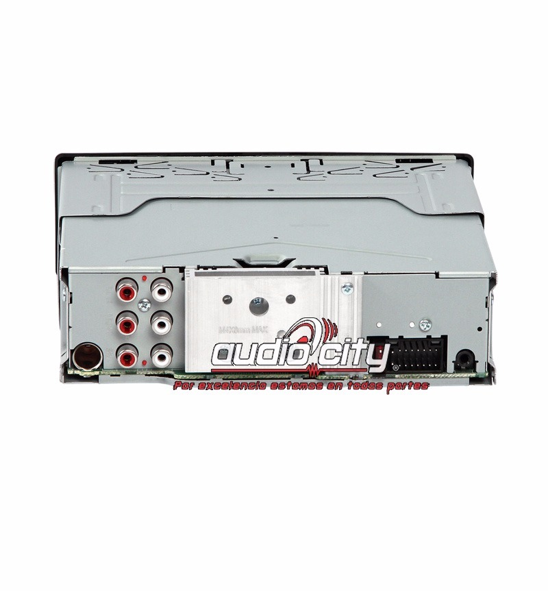 Autoestereo kenwood android cd