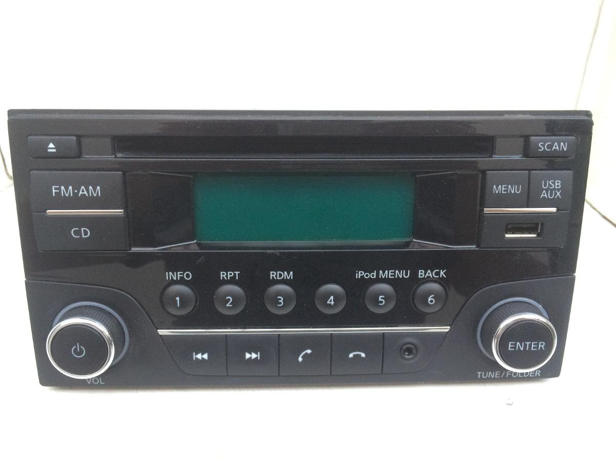 Autoestéreo Original Nissan March Tiida Bluetooth Aux Usb ...