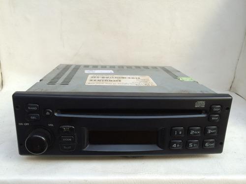 autoestereo original nissan platina cd y radio