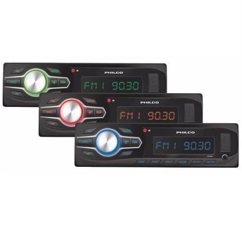 autoestereo philco csp5890 control remoto usb - selectogar
