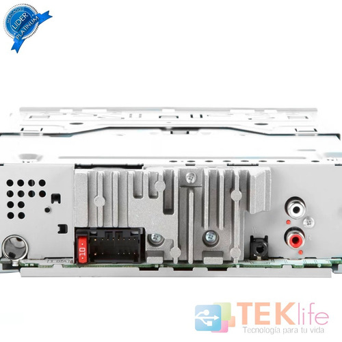 autoestéreo pionner x2900 mitrax digital usb /aux/fm/am.